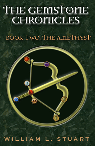 The Gemstone Chronicles The Amethyst Cover