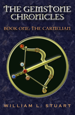 The Gemstone Chronicles Book One: The Carnelian Cover