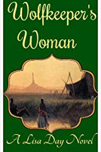 Lisa Day Wolfkeeper's Woman Cover