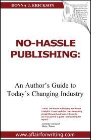 Donna Erickson No-Hassle Publishing