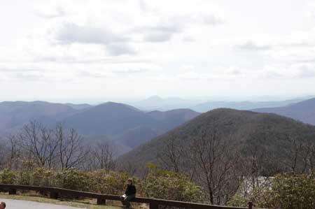 North Georgia Mountains View 1