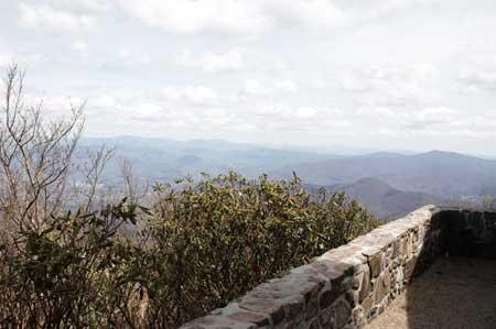 North Georgia Mountains View 2