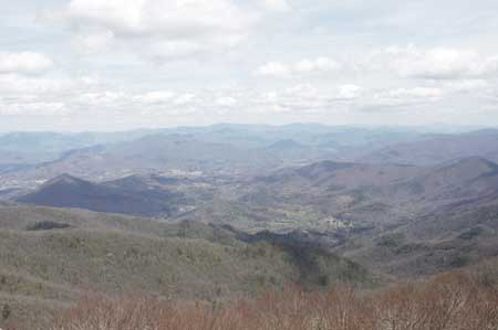 North Georgia Mountains view 3