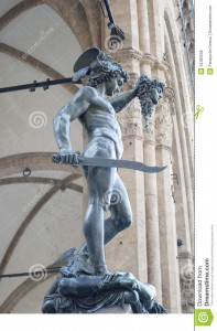 Perseus and the Adamantine Sword