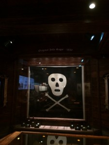 Real Pirate Flag Pirate Treasure!!