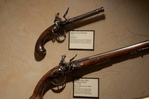 Pistols Pirate Treasure