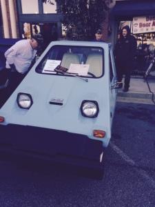 Suwanee Classic Car Show Comuta-Car