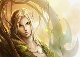Elves Yggdrasil Light Elf