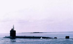 Duct Tape USS Sandlance (SSN660)