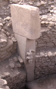 Gobekli Tepe Carving