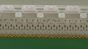 Craftsmanship Intricate Molding