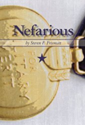 Nefarious by Steven F. Freeman Cover