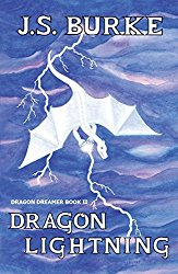 Dragon Lightning by J.S. Burke Cover