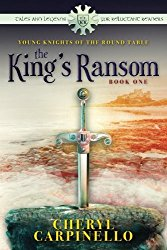 The King's Ransom by Cheryl Carpinello Cover