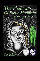 The Phantom of Faerie Mountain by E. M. McIntyre Cover