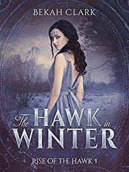 The Hawk in Winter by Bekah Clark Cover