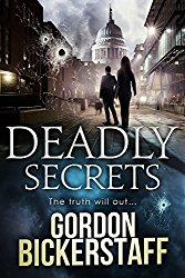 Deadly Secrets by Gordon Bickerstaff Cover