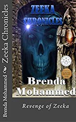Zeeka Chronicles: Revenge of Zeeka by Brenda Mohammed Cover
