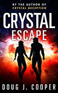 Crystal Escape by Doug J Cooper Cover