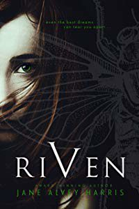 Riven by Jane Alvey Harris Cover
