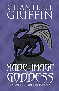 Made in the Image of the Goddess by Chantelle Griffin Cover