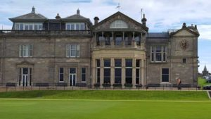 St Andrews R&A Scotland