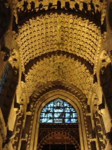 Rosslyn Chapel Ceiling Picture