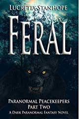 Feral by Lucretia Stanhope Cover