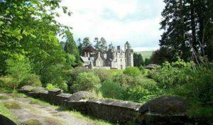 Dunans Castle Photograph
