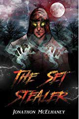 The Set Stealer by Jonathon McElhaney Cover