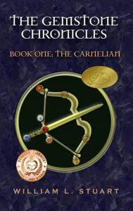 Milestones The Gemstone Chronicles Book One: The Carnelian
