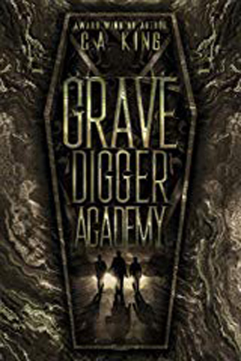 Grave Digger Academy Cover
