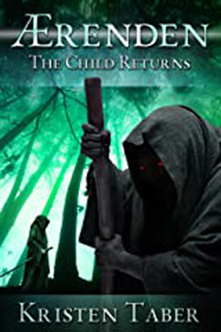 Aerenden: The Child Returns by Kristen Taber Cover