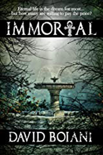 Immortal Cover