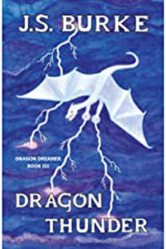 Dragon Thunder by J. S. Burke Cover