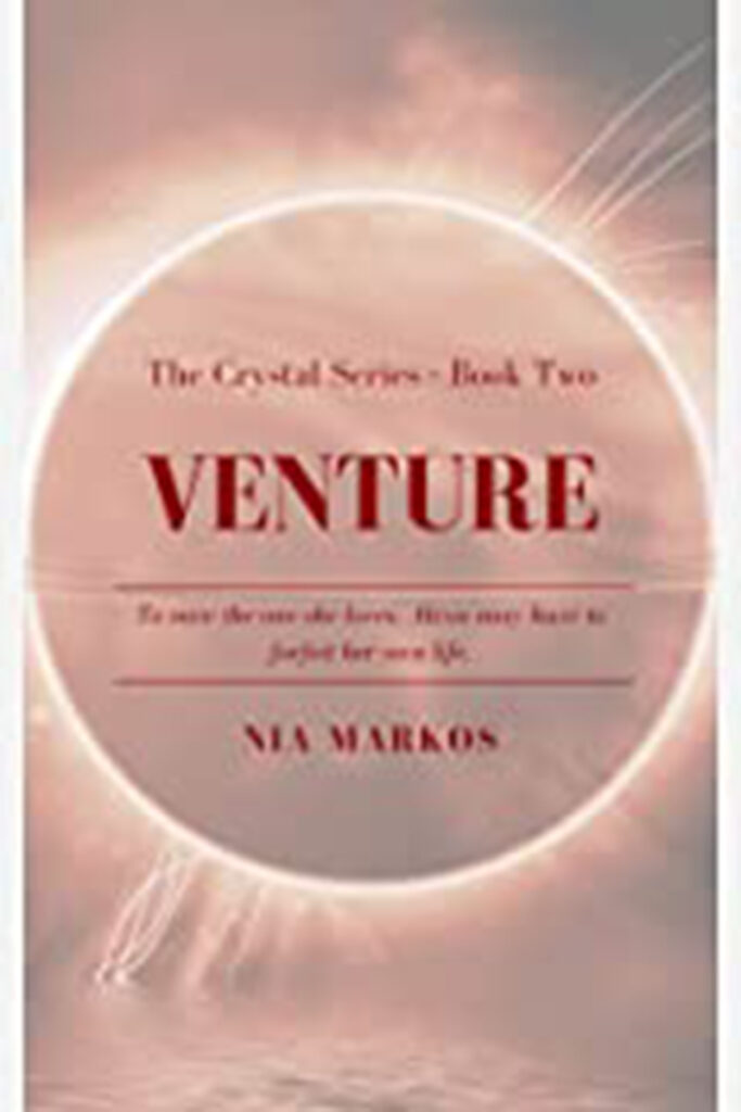 Venture by Nia Markos Cover