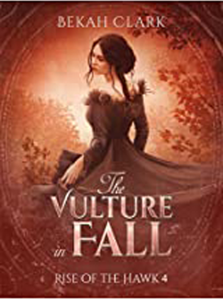 The Vulture in Fall by Bekah Clark, Cover