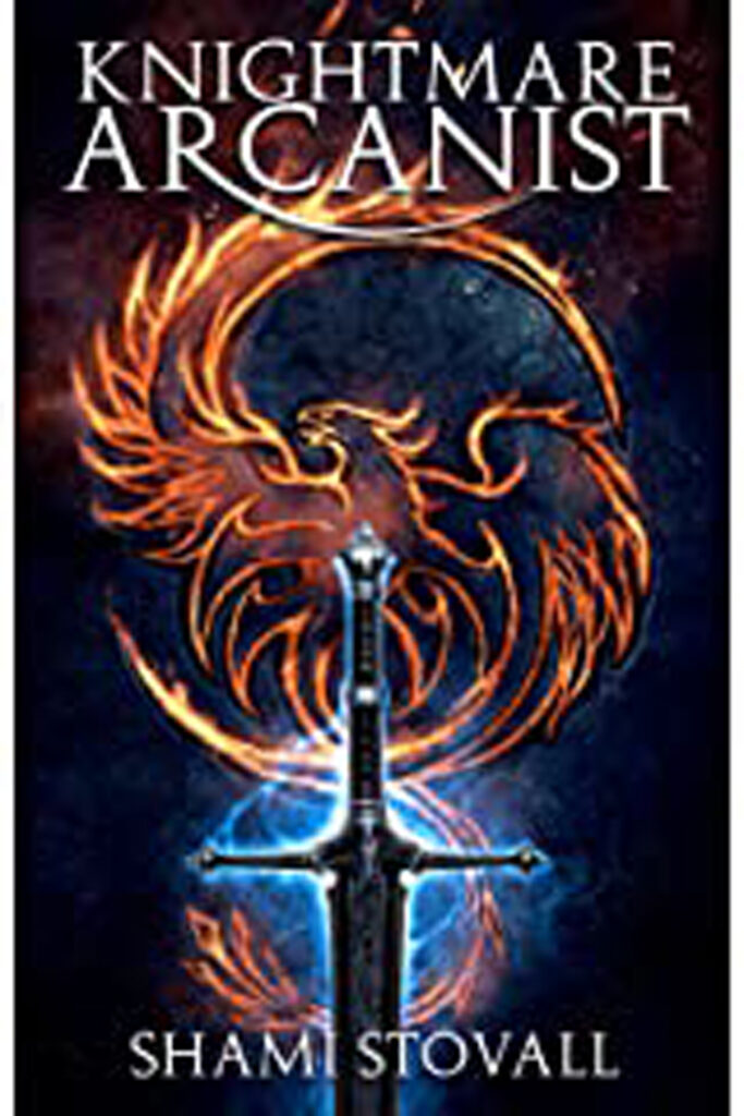Cover of Knightmare Arcanist by Shami Stovall